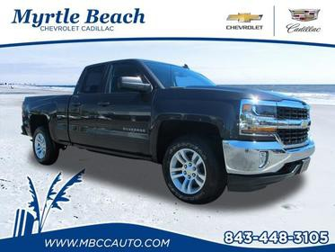 2016 Chevrolet Silverado 1500 LT 4x4 LT 4dr Double Cab 6.5 ft. SB Myrtle Beach SC