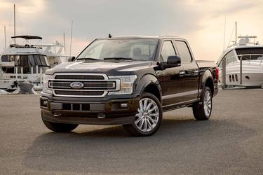 2019 Ford F-150  Crew Pickup Slide