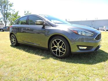 2017 Ford Focus SEL Hatchback  NC