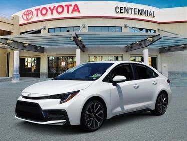 2020 Toyota Corolla XSE 4dr Car Las Vegas NV
