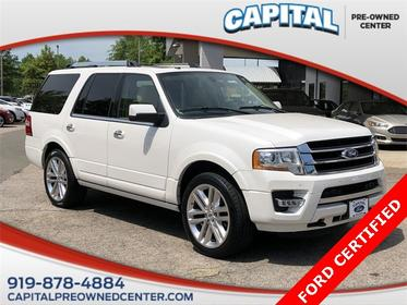 2016 Ford Expedition LIMITED Greensboro NC