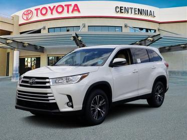 2019 Toyota Highlander LE PLUS Sport Utility Las Vegas NV