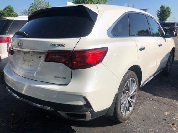 2017 Acura MDX W/TECHNOLOGY PKG SUV Slide 0