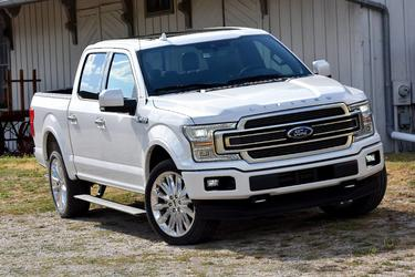 2018 Ford F-150  Crew Cab Pickup Raleigh NC