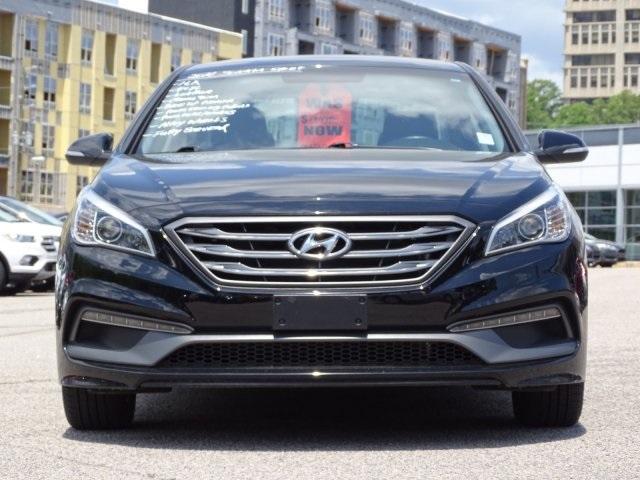 2016 Hyundai Sonata SPORT 4dr Car Wilmington NC