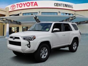 2019 Toyota 4Runner SR5 PREMIUM Sport Utility Las Vegas NV