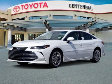 2019 Toyota Avalon LIMITED 4dr Car Las Vegas NV