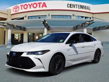 2019 Toyota Avalon HYBRID XSE 4dr Car Las Vegas NV