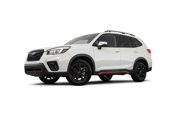 2019 Subaru Forester TOURING Sport Utility Slide 0