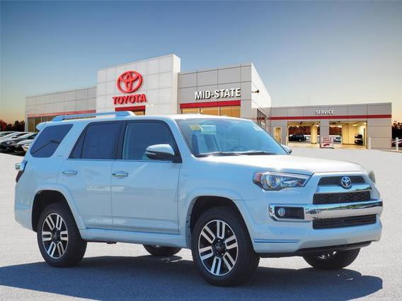 2019 Toyota 4Runner LIMITED AWD Limited 4dr SUV Slide 0