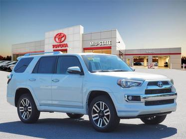 2019 Toyota 4Runner LIMITED AWD Limited 4dr SUV Asheboro NC