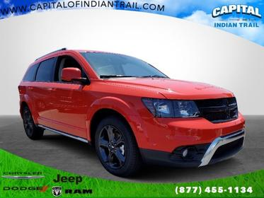 Blood Orange Clearcoat 2019 Dodge Journey CROSSROAD Sport Utility Indian Trail NC