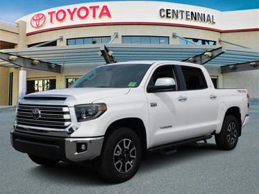 2019 Toyota Tundra LIMITED Crew Cab Pickup Slide