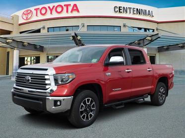 2019 Toyota Tundra LIMITED Crew Cab Pickup Las Vegas NV