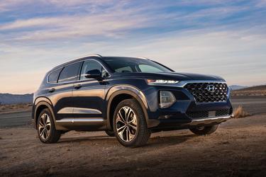2019 Hyundai Santa Fe LIMITED SUV Apex NC
