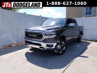 2019 Ram 1500 LIMITED Crew Cab Pickup Slide