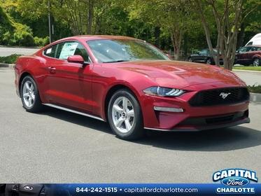 2019 Ford Mustang ECOBOOST 2dr Car Charlotte NC