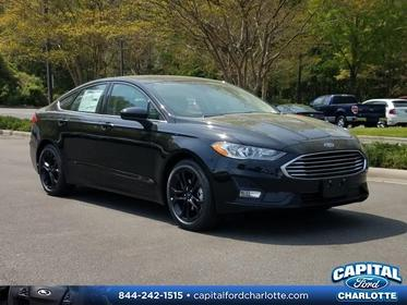 2019 Ford Fusion SE 4dr Car Charlotte NC