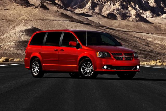 2019 Dodge Grand Caravan GT Minivan Slide 0