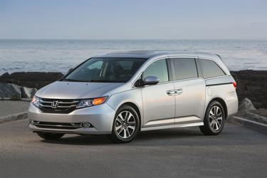2017 Honda Odyssey TOURING ELITE Minivan Slide