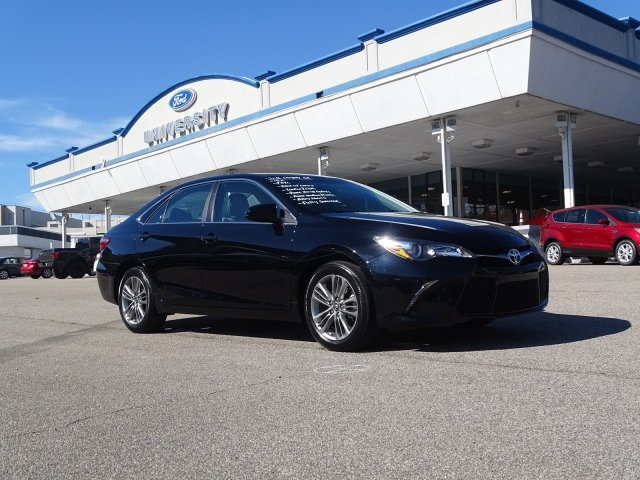 2016 Toyota Camry SE 4dr Car Hillsborough NC