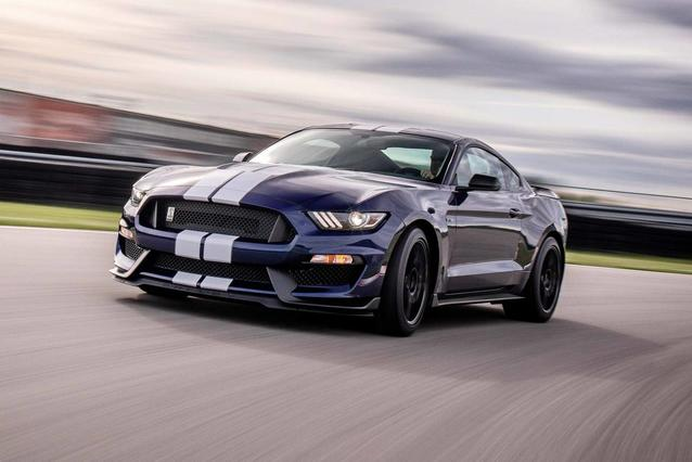 2019 Ford Mustang SHELBY GT350 2dr Car Slide 0
