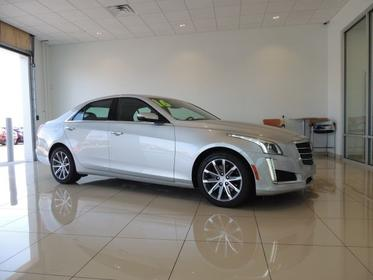 2016 Cadillac CTS Sedan LUXURY COLLECTION RWD Goldsboro NC