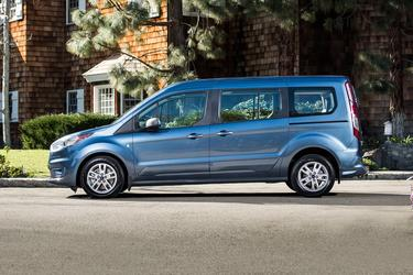 2020 Ford Transit Connect XL Van Durham NC