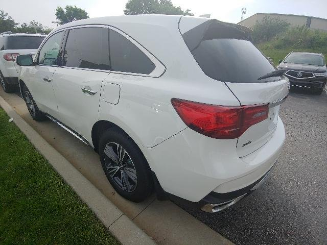 2018 Acura MDX SH-AWD SUV Slide