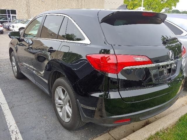 2015 Acura RDX TECH PKG SUV Slide