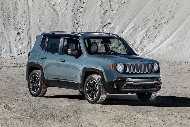 2019 Jeep Renegade LATITUDE Sport Utility Slide 0