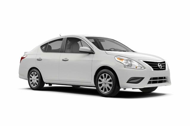 2017 Nissan Versa 1.6 SV 4dr Car Hillsborough NC