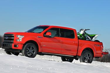 2017 Ford F-150 XL Crew Cab Pickup Slide