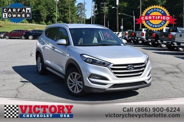 2018 Hyundai Tucson SEL Sport Utility Charlotte NC