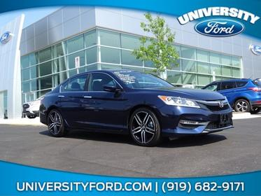 2017 Honda Accord SPORT SPECIAL EDITION 4dr Car Greensboro NC