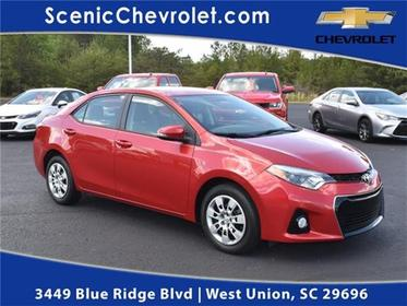2016 Toyota Corolla L 4dr Car West Union SC