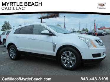 2015 Cadillac SRX LUXURY COLLECTION AWD Luxury Collection 4dr SUV Myrtle Beach SC
