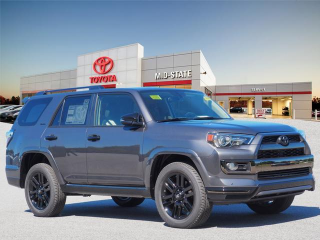2019 Toyota 4Runner LIMITED NIGHT SHADE AWD Limited Night Shade 4dr SUV Slide 0