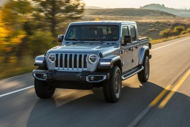 2020 Jeep Gladiator RUBICON Pickup Slide