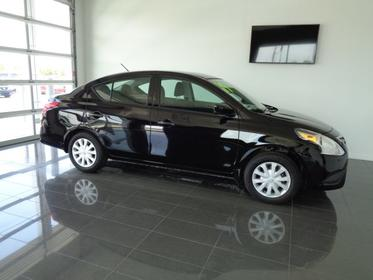 2019 Nissan Versa Sedan S 4dr Car Goldsboro NC