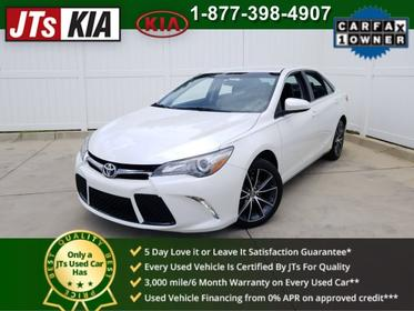 2016 Toyota Camry XLE 4dr Car Lexington SC