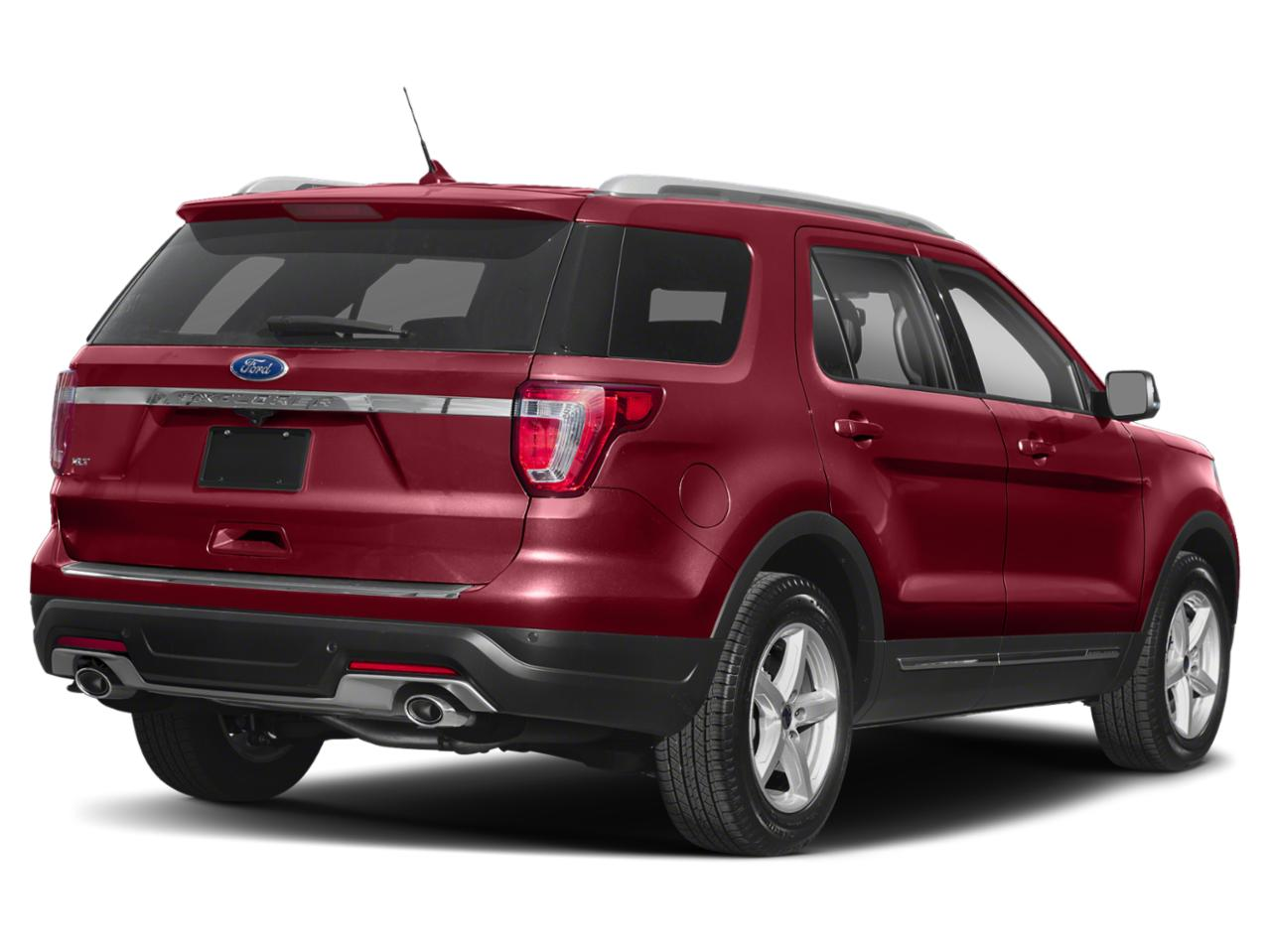 2019 Ford Explorer XLT Sport Utility Raleigh NC