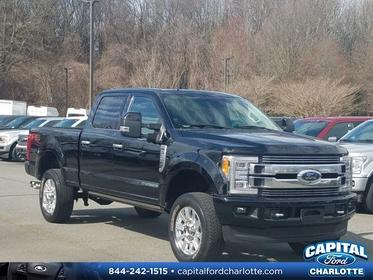 2018 Ford F-350SD LIMITED Crew Cab Pickup Charlotte NC