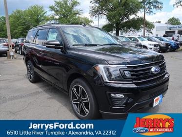Black Metallic 2019 Ford Expedition LIMITED Sport Utility Alexandria VA
