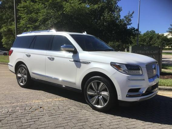 2018 Lincoln Navigator BLACK LABEL Sport Utility Slide 0