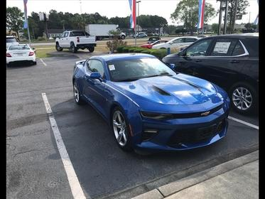 2017 Chevrolet Camaro SS SS 2dr Coupe w/2SS Myrtle Beach SC