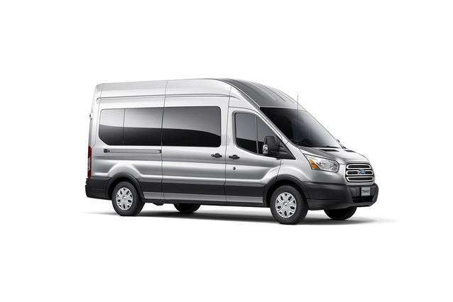 2019 Ford Transit-350 XLT Van Slide 0