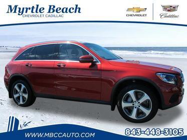 2016 Mercedes-Benz GLC GLC 300 GLC 300 4dr SUV Myrtle Beach SC