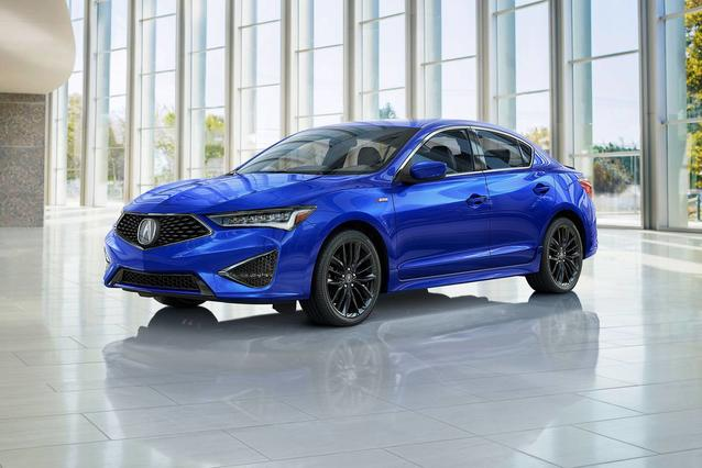 2019 Acura Ilx PKG 4dr Car Slide 0