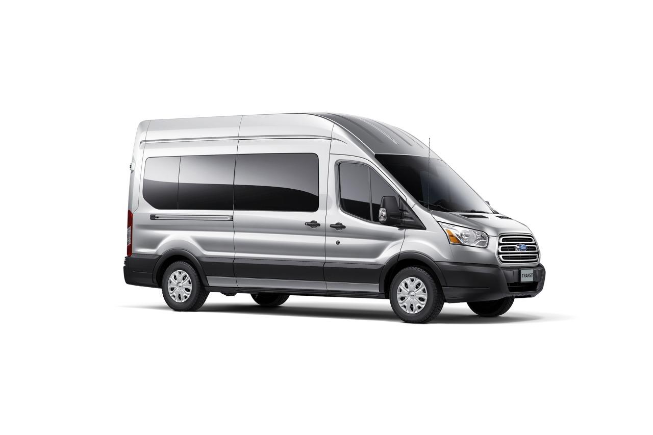 2018 Ford Transit-350 XLT Full-size Passenger Van Slide 0